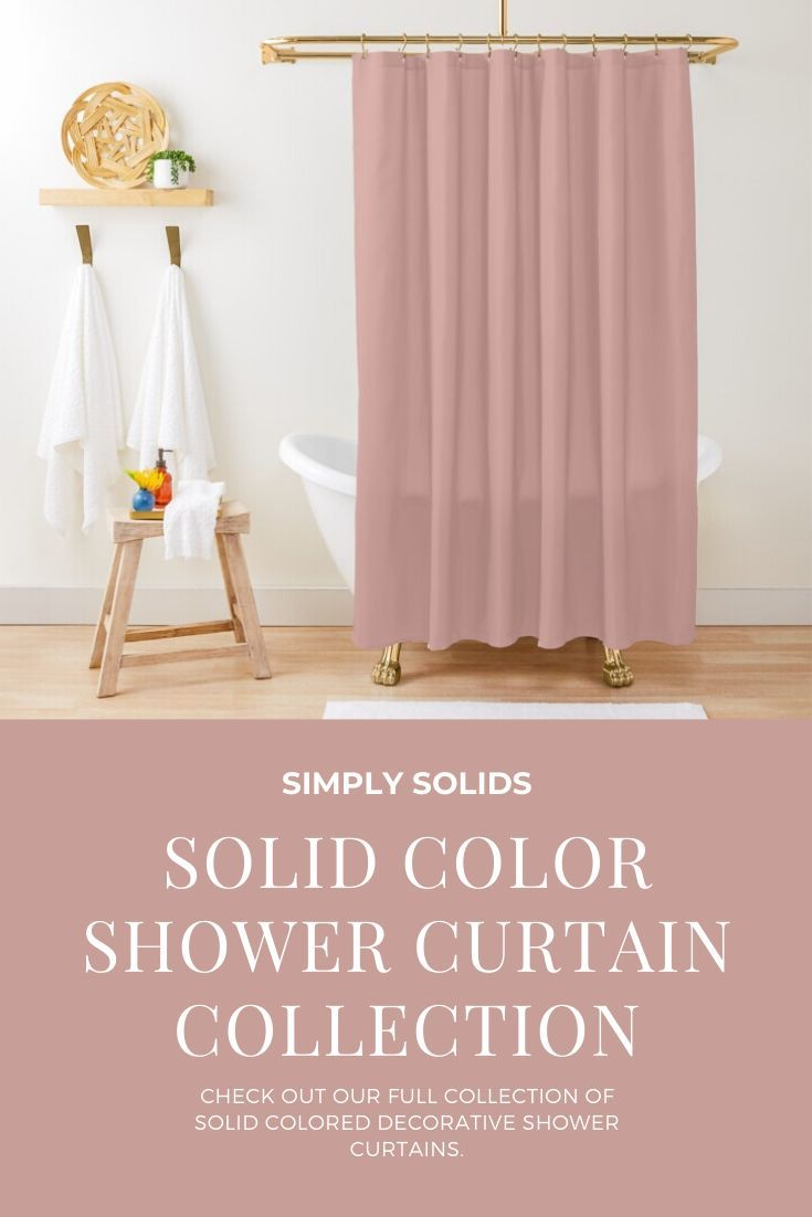Simplysolid Shop In 2020 Curtains Home Decor Bath Decor