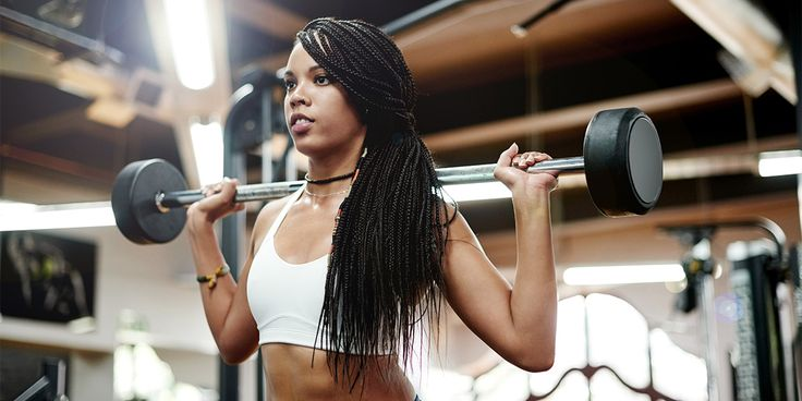 Heres how strength training can help you meet your weight-loss goals.