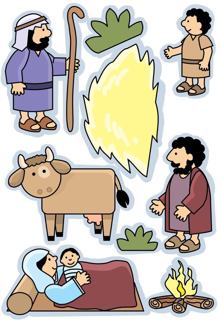 Flanelplaten kerst 8