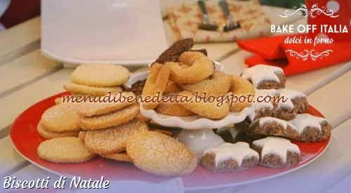 Biscotti di Natale ricetta Ernst Knam da Bake Off Italia