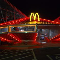 McDonalds in Roswell, New Mexico