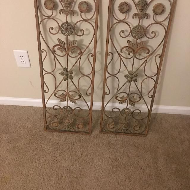 Decorative Metal Picture Frames Home Ideas In 2019 Metal Picture