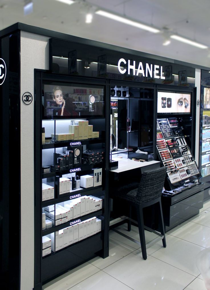 Makeup & Skincare - Palron - Excellence in retail display design and…