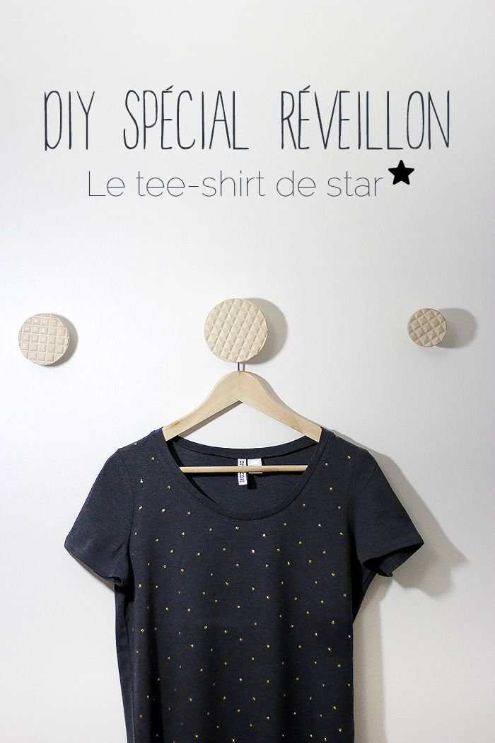 DIY spécial réveillon : le tee-shirt de star #lalouandco #scanncut #cameo #silhouette #gratuit