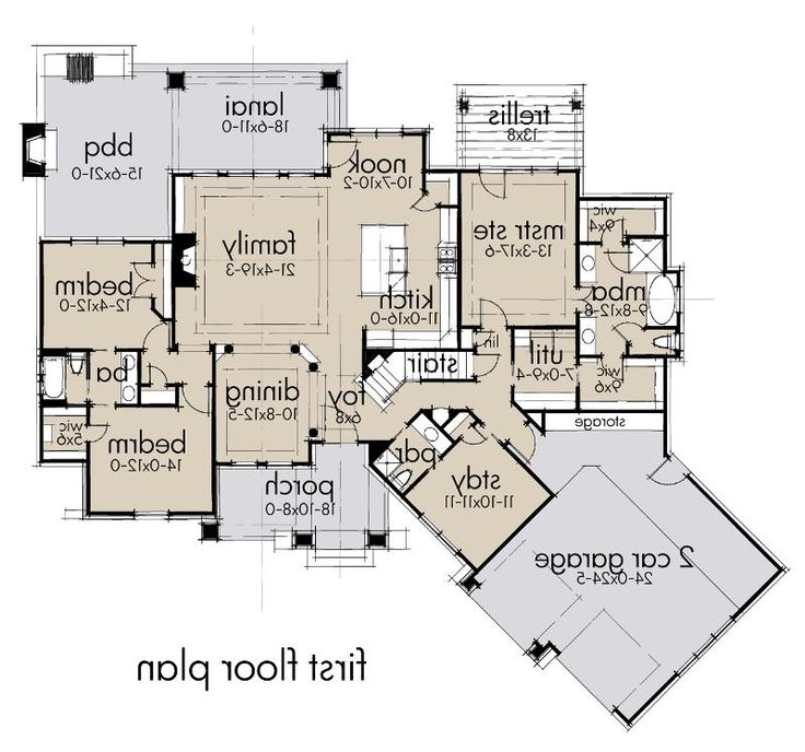 78 Best For The Home Images On Pinterest Home Plans