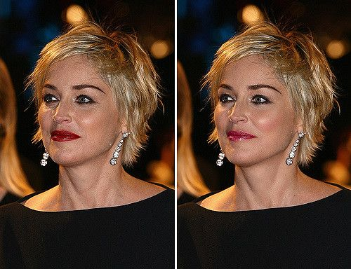 Sharon Stone B&A | Flickr - Photo Sharing!