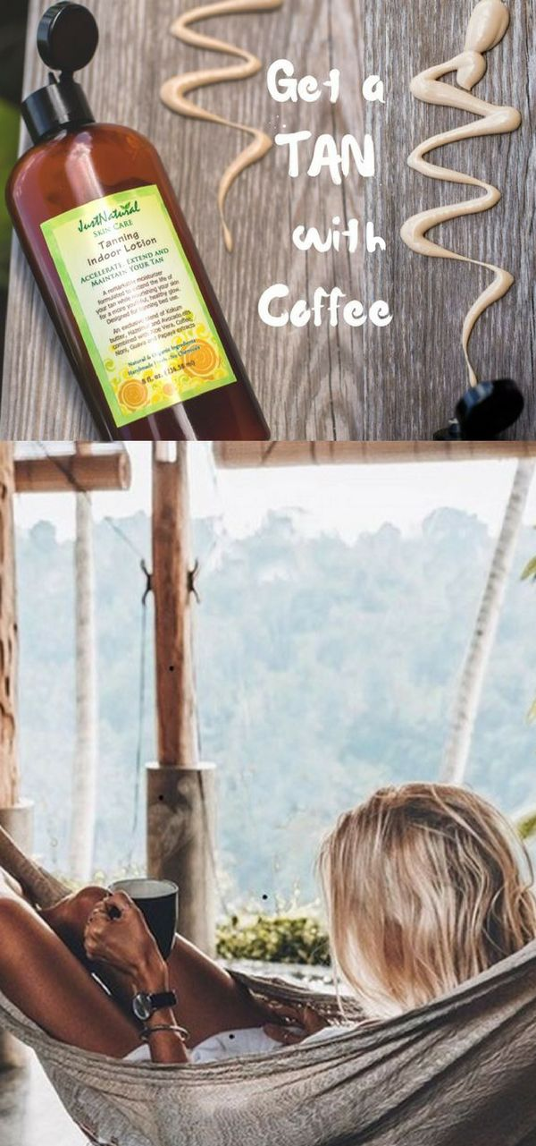Get a TAN with Coffee!
