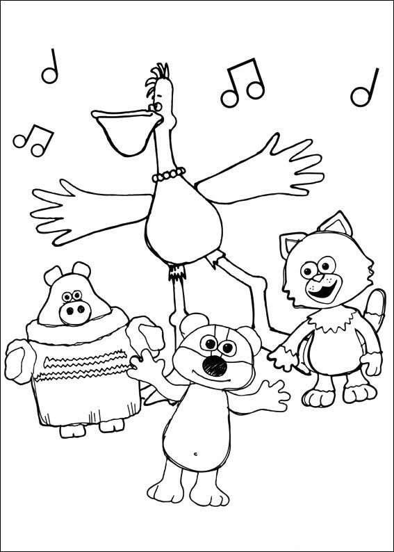 10 best Timmy time images on Pinterest Colouring in, Inline and - best of coloring pages for year of the sheep