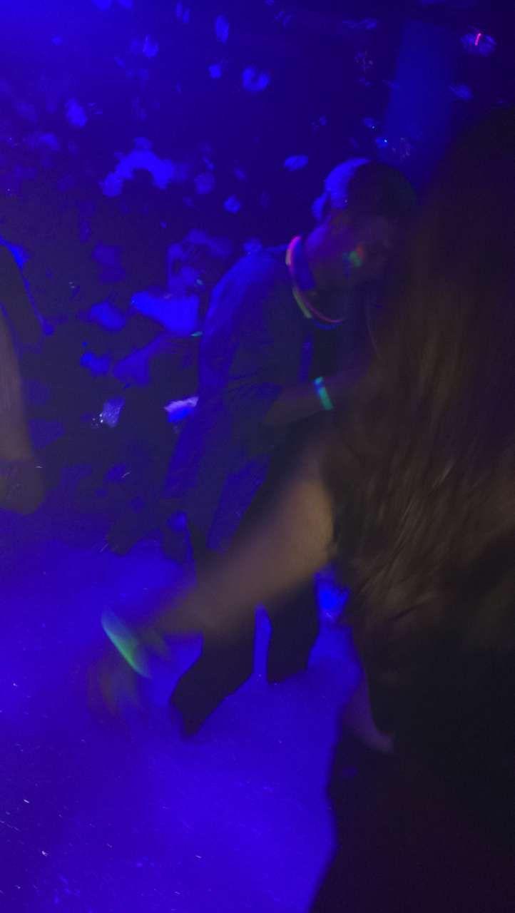 Foam party - swansea freshers