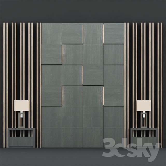 Unfinished 4 Headboard Wall Covering Ideas Panelling Wall Decor Design Interior Wall Design