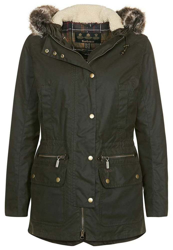 BARBOUR LADIES KELSALL WAXED WOMEN S JACKET CLOTHING COATS LADIESWEAR
