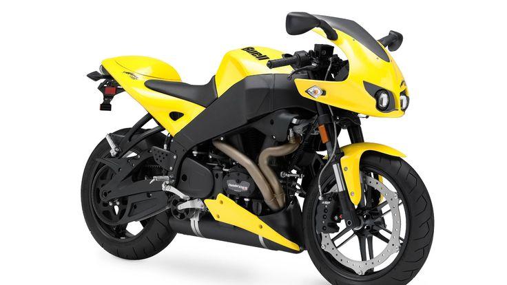 Yellow motorbike (1920x1080)