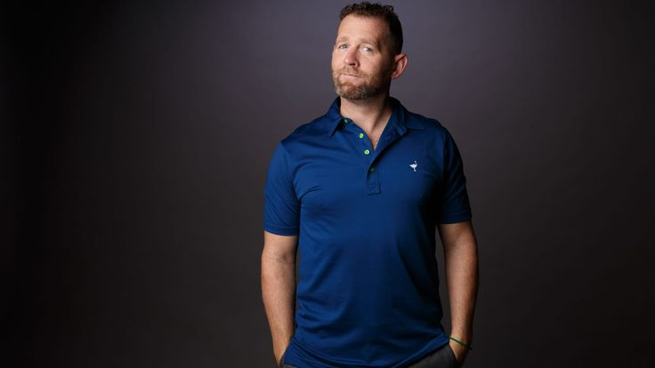 Suave. Debonair. Scientifically proven to be as comfortable as 10,000 fucks, our classyOstrichPolo shirt, in a sleek midnight blue, is the perfect combination of on-the-course comfort, and at-the-club style.Chive green buttons? Four-way stretch fabric? Yes. Yes. And Yes. This is the golf shirt that starts, and finishes, your golf shirt collection.How Does It FitThe 4-way stretch and premium hand feel offer a comfort level you're sure to love. Breathable fabric with moisture wicking cap...