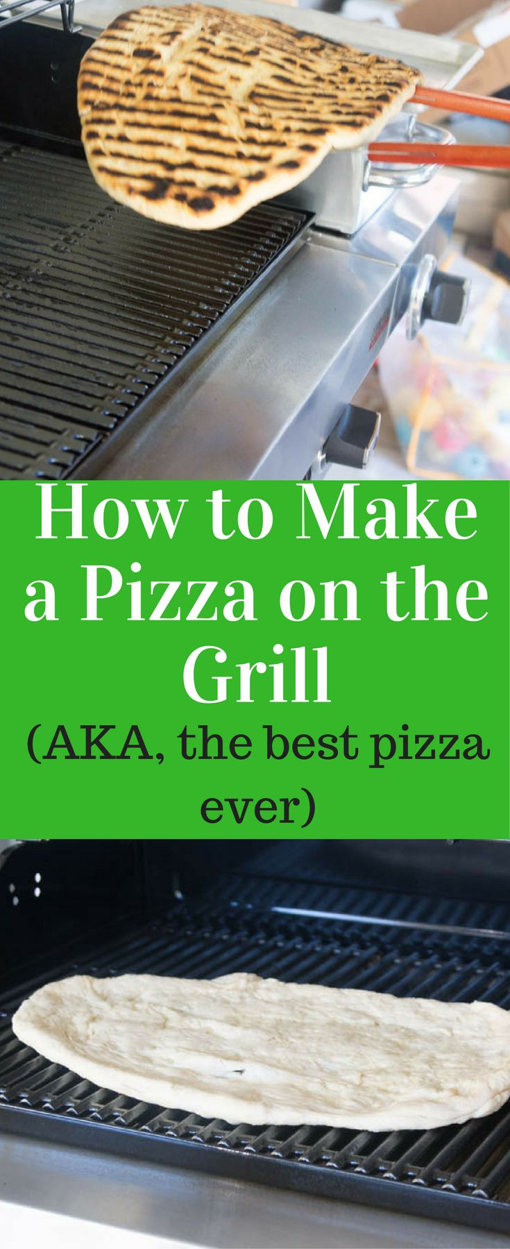 How to Make Delicious Homemade Pizza on the Grill