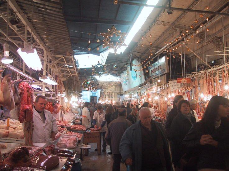 アテネの市場
