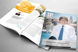 IPmagazine Cover