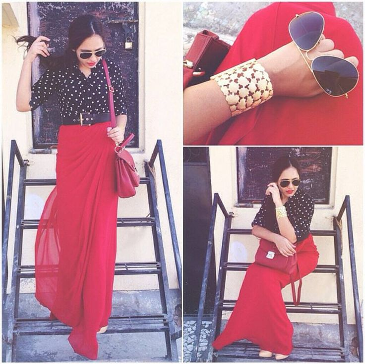 Aayushi Bangur puts together the perfect Valentine's Day outfit featuring our Eye Candy Bag! Ladies, take note.