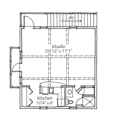 Garage apartment Southern living garage apartment plans