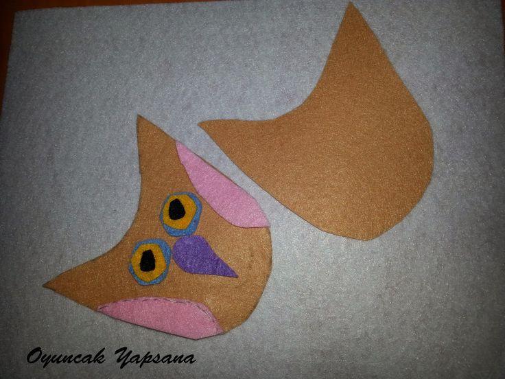 oyuncak yapsana: Baykuş Yapımı
