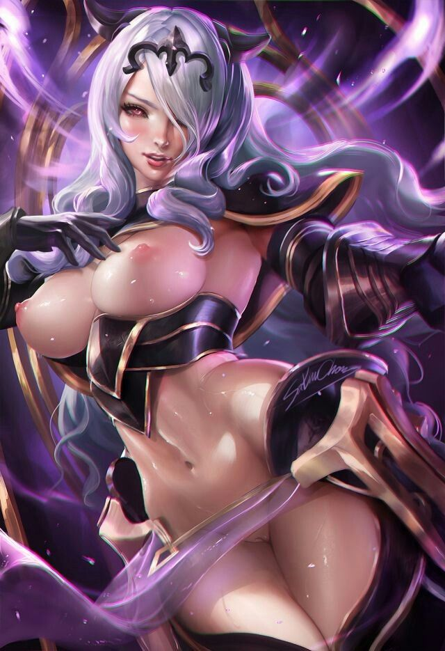 image Tharja fire emblem bad dragon suck fuck creampie