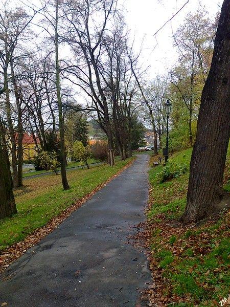 Autumn in Klatovy (11/2013)