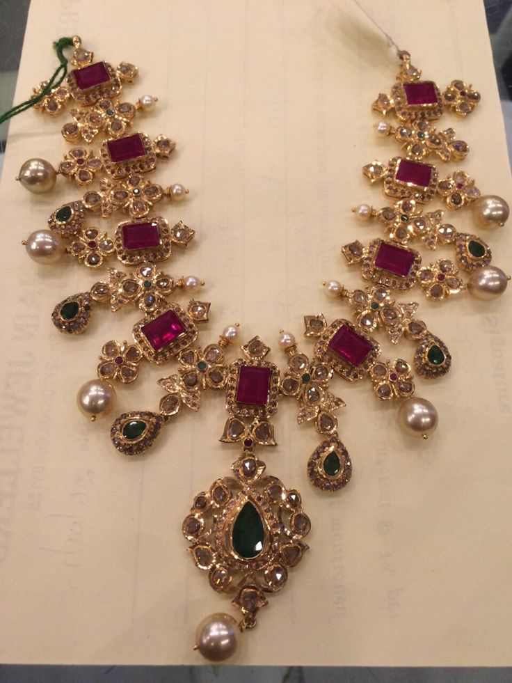 70 Gms necklace set