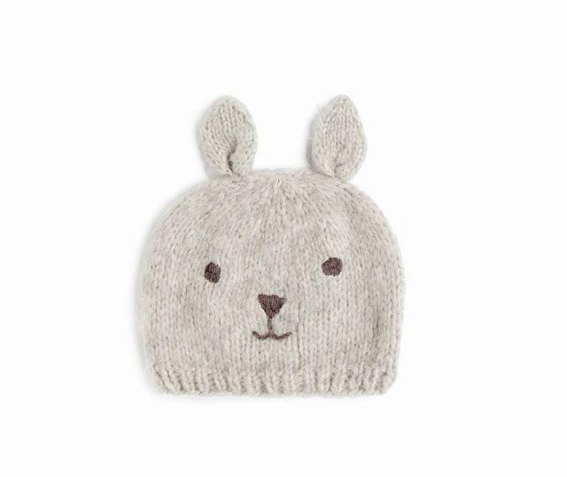 Oysho está lleno de animales con orejas Gorro de conejo / Rabbit hat Moda / style