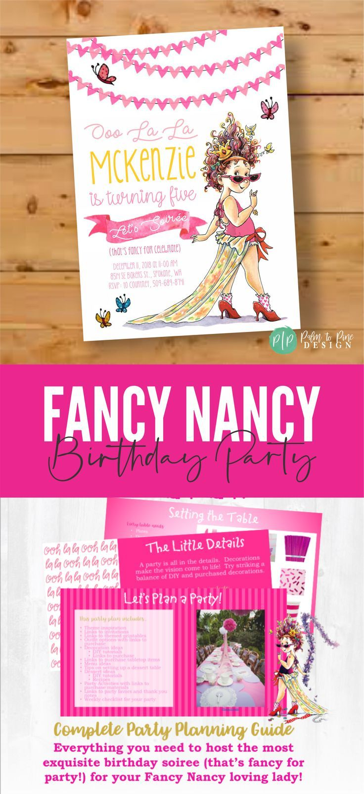 medium resolution of the cute heart banner butterflies and fancy nancy clipart from the book series is perfect