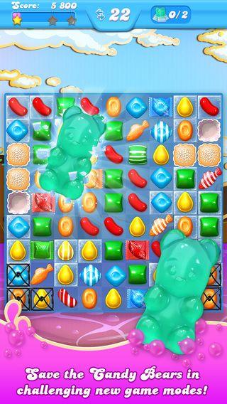 Candy Crush Soda Saga by King.com Limited