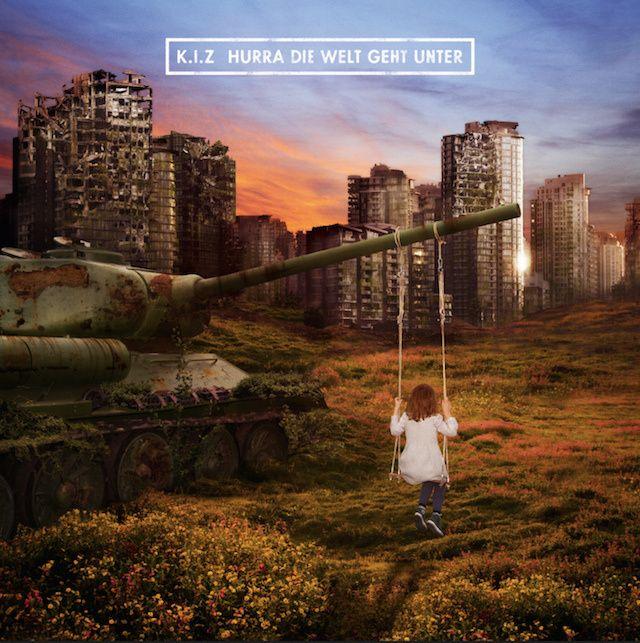 Das Trinkspiel zum neuen K.I.Z.-Album ,Hurra, Die Welt geht unter'   NOISEY
