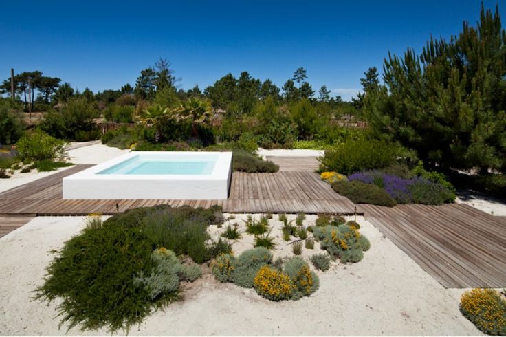 Jardim privado na Comporta - Topiaris - João Morgado - Fotografia de arquitectura | Architectural Photography