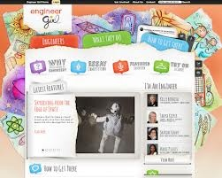 Blog about Engineer Girl and 7 other great science websites for kids and tweens