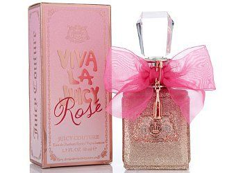 Juicy Couture Viva La Juicy Rosé OMG because not only do I like juicy couture but I like Rose