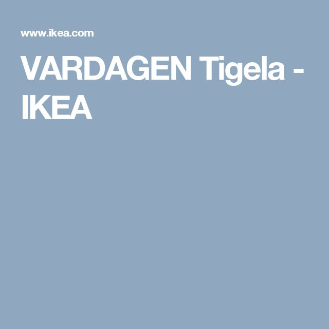 VARDAGEN Tigela - IKEA