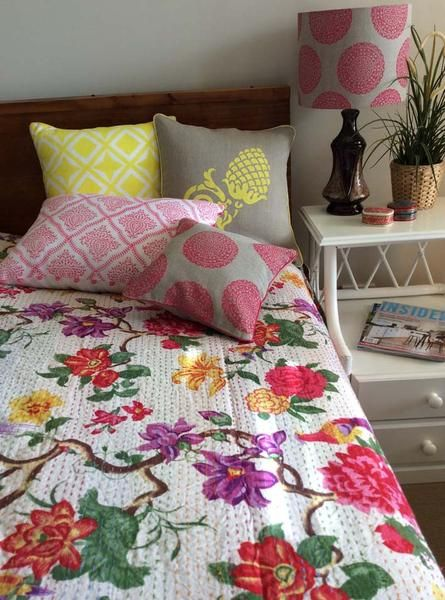Vibrant colourful & fun our cushions & throws online....Use code AUSDAY17 to get 25% off storewide