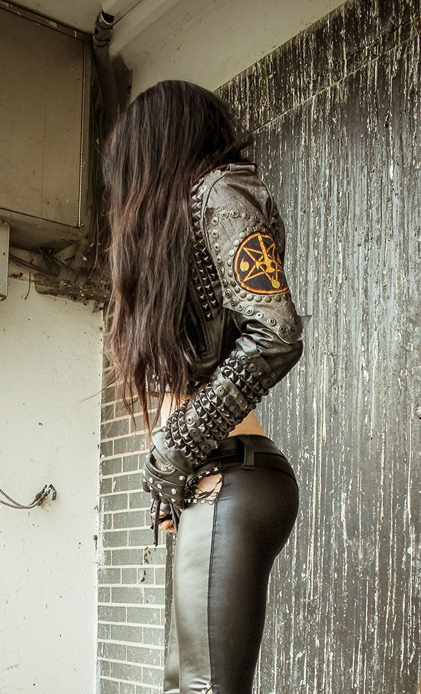 TOXIC VISION Venom motorcycle jacket — Toxic Vision