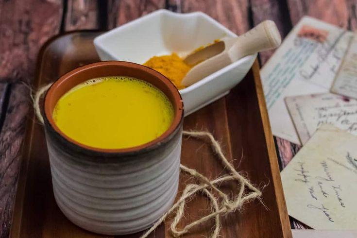 Złote mleko z kurkumą - cudowny napój Thermomania Thermomix