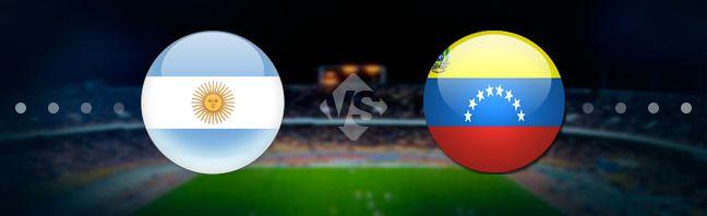 Аргентина - Венесуэла. Прогноз на матч 06.09.2017