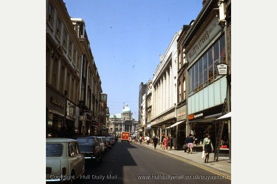 Whitefriargate - 1970s