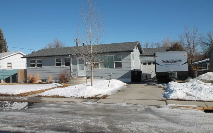 If you're looking for a completely updated home, 1015 Westwood Drive is it! With modern interior spaces that includes a private master suite with its own bathroom and walk-in closet, this home is just what you're looking for. Call Wind River Realty at 307-856-3999 to schedule your private showing today!