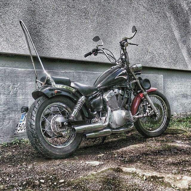 My xv250