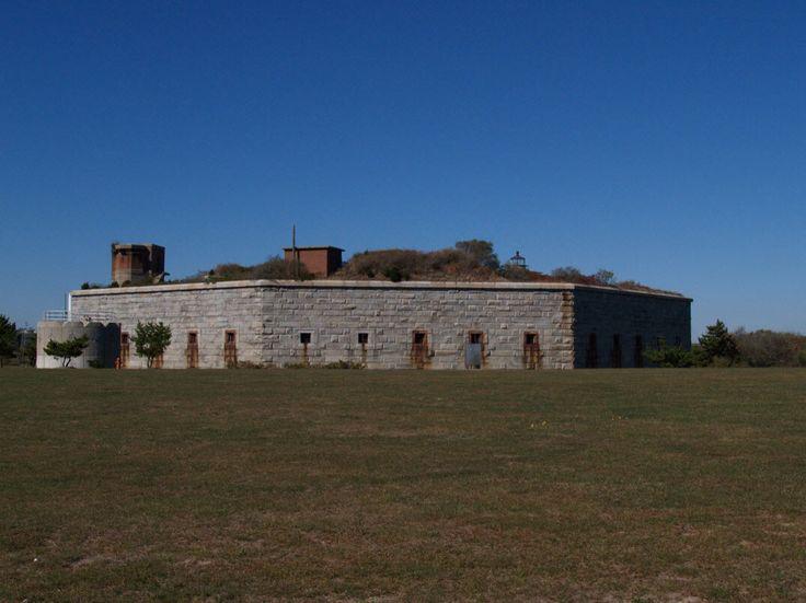 Fort Rodman.  New Bedford,Ma