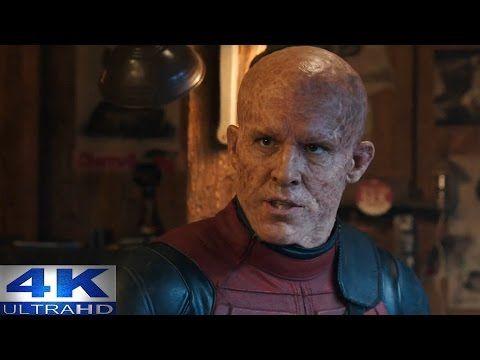 Deadpool Blind Al & Weasel Funny Moment - Deadpool-(2016) Movie Clip Bluray 4K ULTRA HD - YouTube