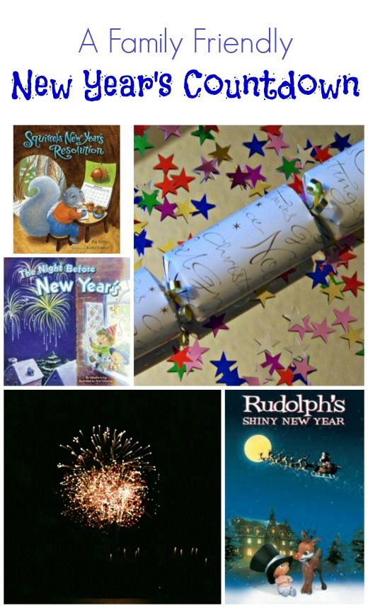 An New Year's Eve countdown for kids & families -- start with a 'last breakfast of 2015' and activities throughout the day!  Great idea for a new year's eve party for kids