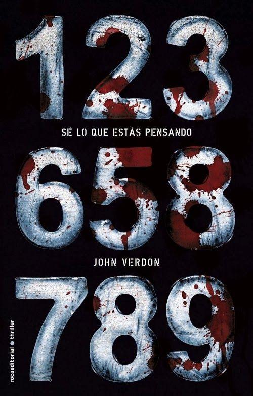 Novelas y libros recomendados: Se lo que estas pensando, John Verdon