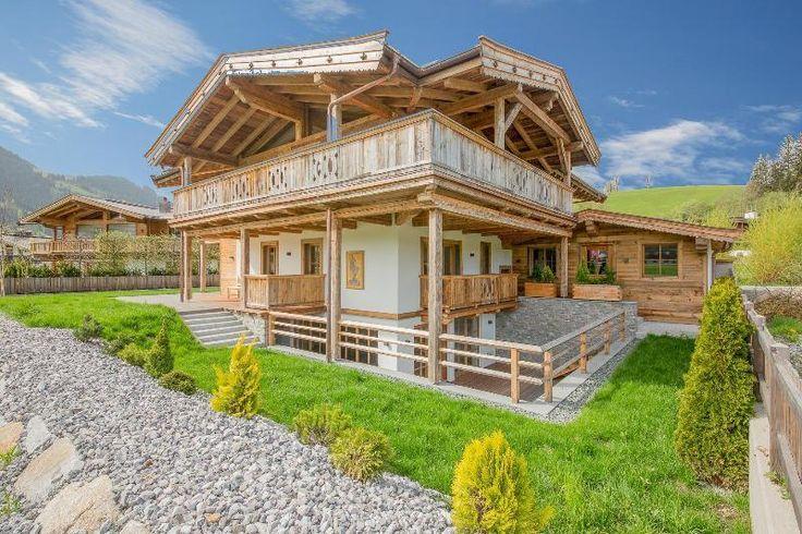 Traumchalet in Kitzbüheler Alpen kaufen