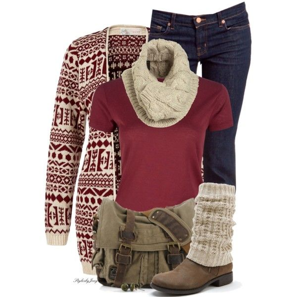 Casual Outfit with 3 Featured Items, created by stylesbyjoey on Polyvore