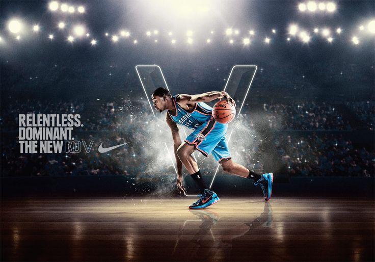 Nike Kevin Durant V - SouthSouthWest www.asportinglife.co #basketball #design