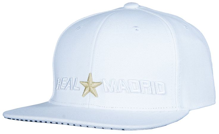 #Adidas official fc real madrid snapback #baseball cap hat 3d #football 58cm,  View more on the LINK: 	http://www.zeppy.io/product/gb/2/322358504180/