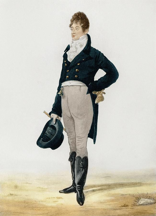 (George Beau Brummell) A dandy is a man who pays a lot of attention to their physical appearance, refined language, and leisurely hobbies, while having an aloof attitude. They did not necessarily need to be of a high social class (ie Brummell).
